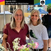 Iris Graf, Antje Liskien-Diener