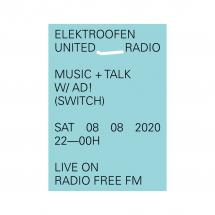 Elektroofen United Radio w/ AD!