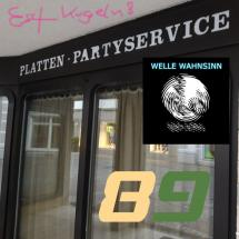 Welle Wahnsinn 89